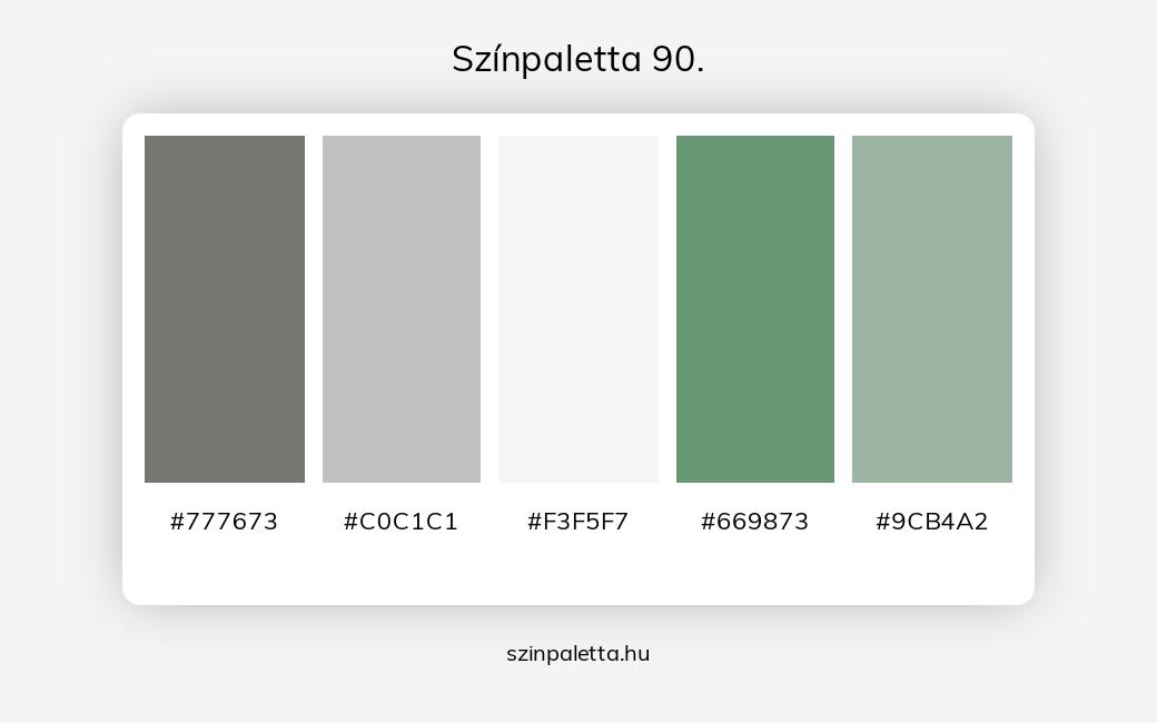 Színpaletta 90. - szinpaletta.hu