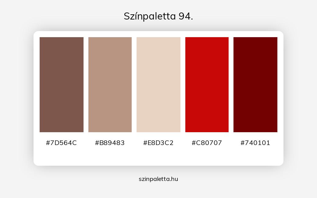 Színpaletta 94. - szinpaletta.hu