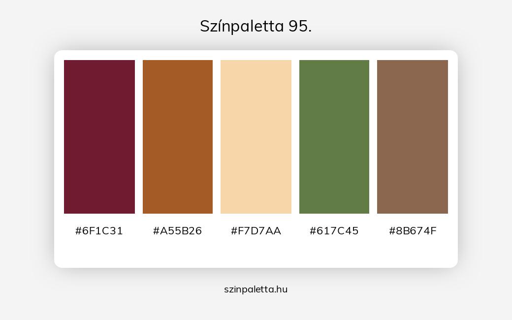 Színpaletta 95. - szinpaletta.hu