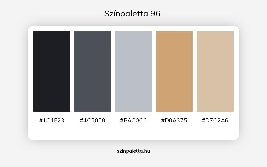 Színpaletta 96. - szinpaletta.hu