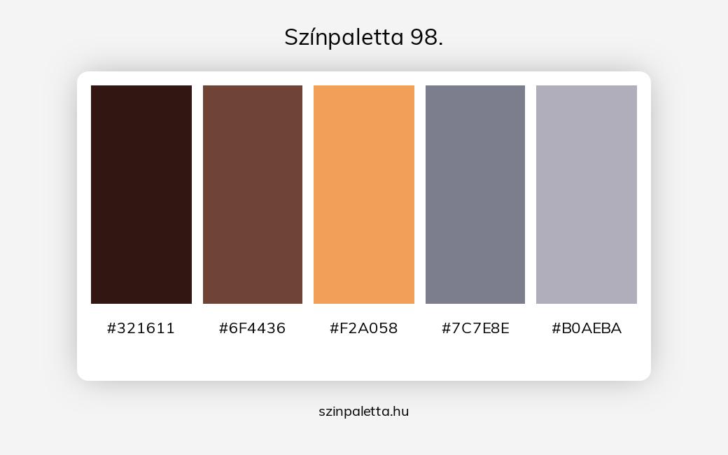 Színpaletta 98. - szinpaletta.hu
